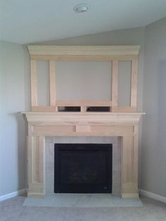 Do It Yourself Fireplace Neu Shaker Style Trim and Doors the Makeover Details Marble Subway