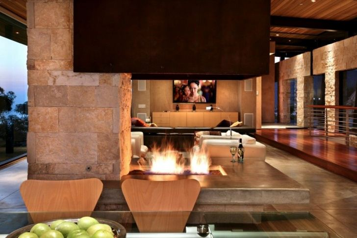 23 Luxury Modern Tile Fireplace Pictures