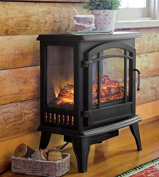 21 Fresh Standalone Fireplace Images